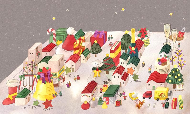 クリスマス 街