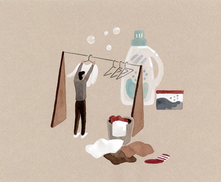 洗濯 イラスト